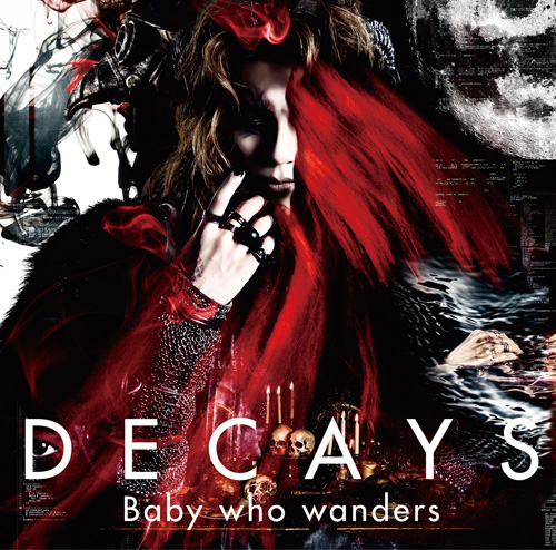 1st ALBUM『Baby who wanders』 通常盤